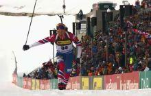 Henrik L'Abee Lund sprintet zum Sieg