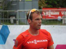 Deutscher Meister in Sprint & Verfolgung Simon Schempp