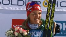 Sieg für Denise Herrmann in der Verfolgung
