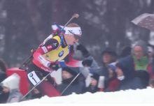 Johannes Thingnes Boe mit Start-Ziel-Sieg