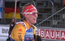 Sieg im Sprint für Denise Herrmann