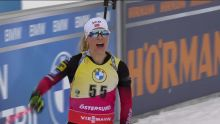 Sieg für Tiril Eckhoff im Sprint von Östersund