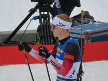Johnannes Thingnes Boe, Goldmedaille im Massenstart