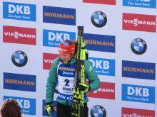 Sieg für Laura Dahlmaier