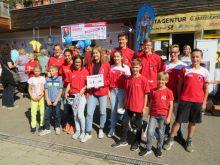 Die Biathlonjugend der Ski-Zunft Uhingen