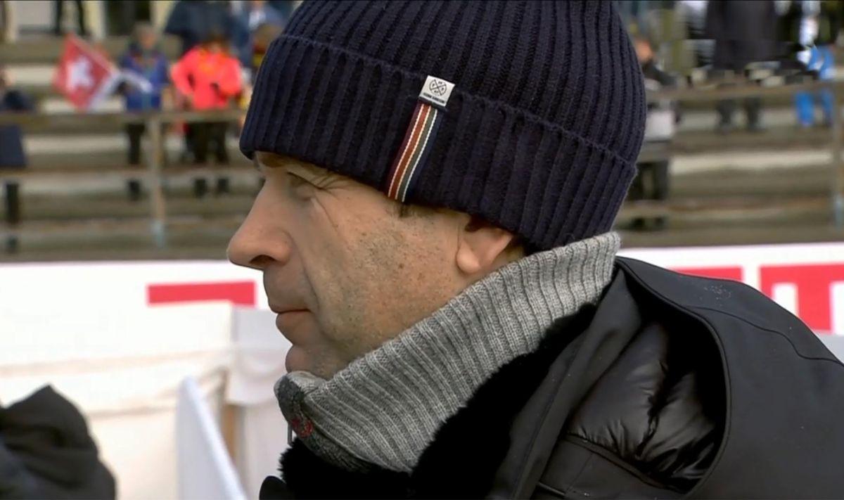 Zaungast Ole Einar Björndalen