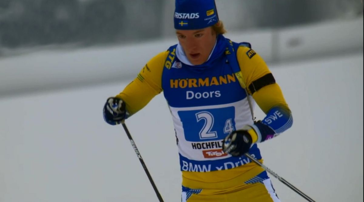Samuellson bringt die Schweden zum Sieg