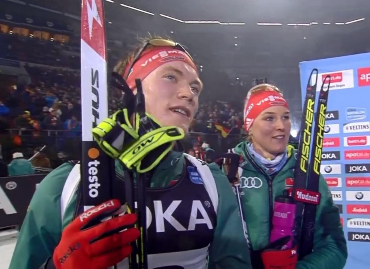 Platz 4, Denise Herrmann, Benedikt Doll
